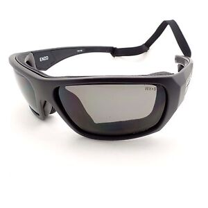 fb05a78a6e Image is loading Wiley-X-Enzo-Matte-Black-Grey-Sunglasses-Authentic-