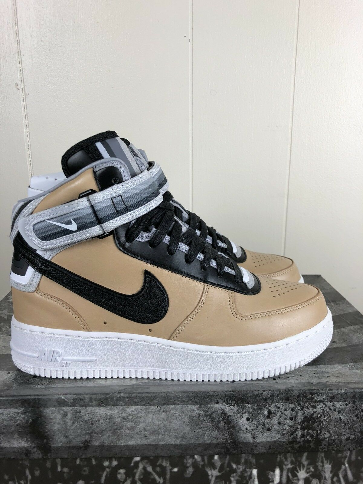 Air Nike 1 Force mens US 6.5 size VNDS Tisci Riccardo Mid