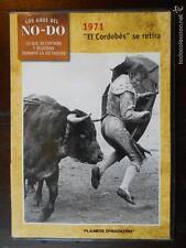 DVD 1971 EL CORDOBES SE RETIRA - LOS AÑOS DEL NO-DO - COMO NUEVA