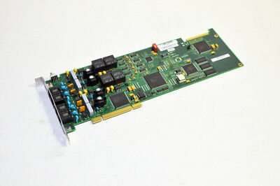 Dialogic D//41JCT-LS Combined Media Board Analog 4-Port PCI FREE SHIP!