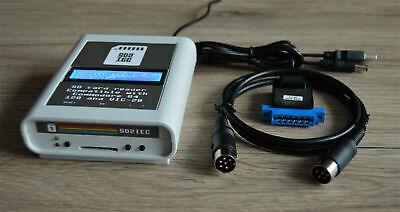 FaszinationC64 SD2IEC Lector de tarjetas SD para Commodore 64