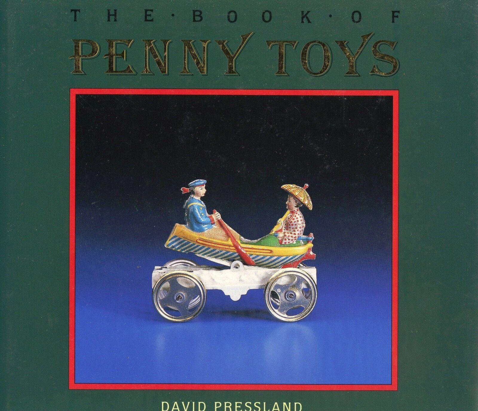 600 Antika årgångtyska leksaker (1895 -1914) – Tinplate Lead Iron Etc   bok