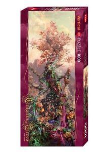 ANDY THOMAS - ENIGMA TREES: PHOSPHORUS TREE - Heye Puzzle 29828 - 1000 Pcs.