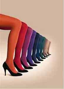 9bfa4dda34a3f FALKE OPAQUE Fashion colour TIGHTS Pure Matt 50 or 100 Denier | eBay