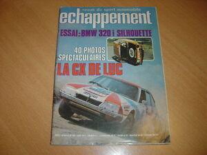Tubo-de-escape-N-106-BMW-320i-Silhouette-Milles-Pistes-Cresson