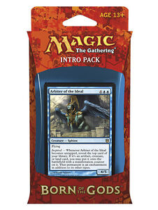 Inspiration-Struck-Intro-Pack-Born-of-the-Gods-MTG-60-Card-Deck-w-2-Booster