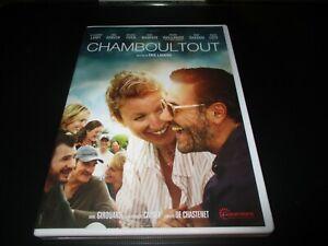 """DVD """"CHAMBOULTOUT"""" Alexandra LAMY, Jose GARCIA"""