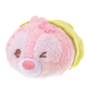 S Disney Plush doll TSUM TSUM Dale SAKURA Japan import NEW Disney Store