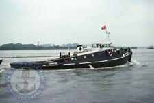 10X15 Ship Photo 1960 Northwich Built Cory Tug Plumgarth 6X4 Photograph