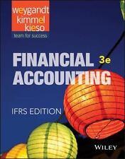 Financial Accounting 3E - IFRS Edition by Donald E. Kieso, Paul D. Kimmel