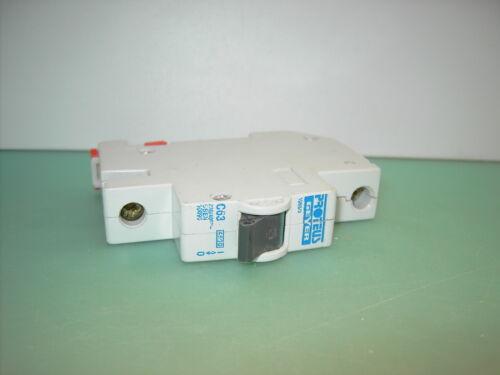 Proteus MCB Circuit Breaker Fuse Several Sizes 6A 10A 16A 20A 32A 40A 50A