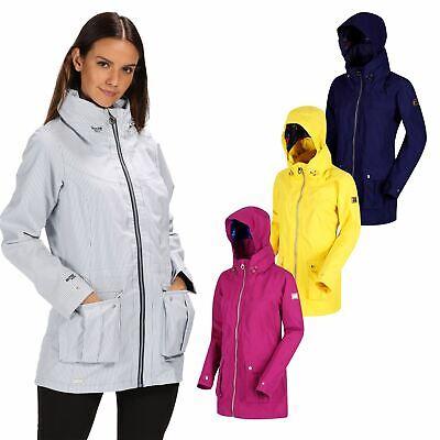 Regatta Womens Pack It III Waterproof and Breathable Lightweight Packaway Outdoor Chaqueta Mujer