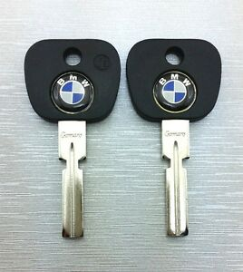 1x Bmw Key Blank 3 5 7 Series E31 E32 E34 E36 318i 325i 525i M5 735i
