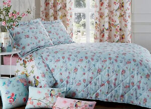 Catherine-Lansfield-Birds-of-a-Feather-Designer-Bedspread