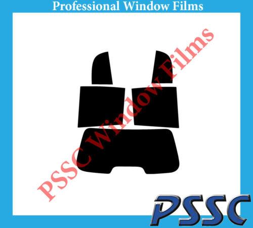 PSSC Pré Coupe Arrière Voiture Fenêtre Films-Smart forfour 2004 To 2007