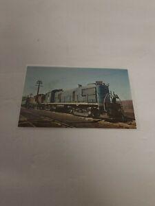 Vintage Postcard - Trains Locomotive - Boston & Maine 1506 - 70's Unposted #443