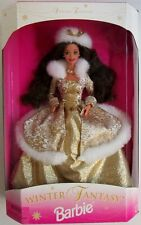 Mattel Barbie 1995 Sam's Club Exclusive Winter Fantasy Doll-Brand new in Box!