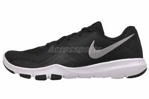 cc914adcf1f9 Nike Flex Control II 4E Cross Training Mens Wide Shoes Black Grey ...