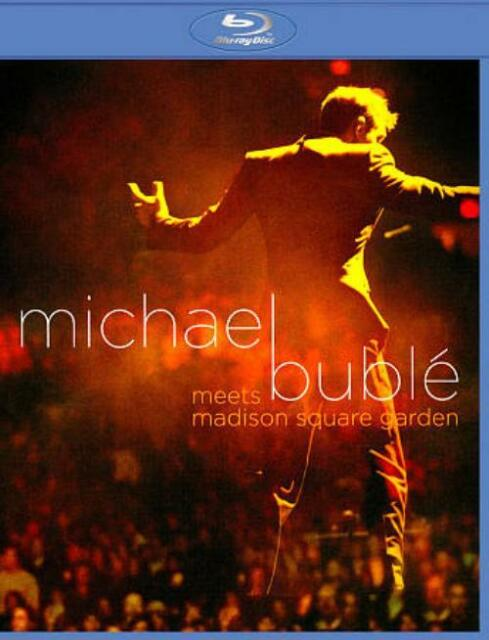 Michael Buble Meets Madison Square Garden Blu Ray Disc 2009 Barnes Noble Exclusive For Sale Online Ebay