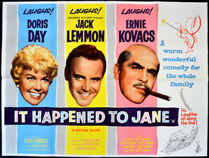 Image result for it happened to jane 1959
