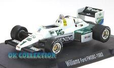 1:43 WILLIAMS FORD FW08C - RBA F1 (1983) - Keke Rosberg (039)
