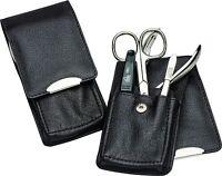 Becker-manicure Erbe Solingen 4-tlg. Manicure Set Manicure Case For Men Leather