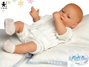 Bambola-maschio-in-vinile-realistica-48-cm-Nati-ora-MADE-IN-ITALY-sessuata