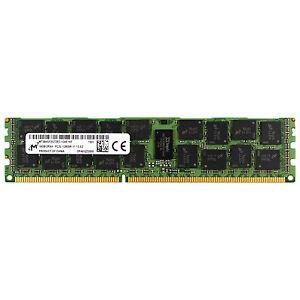 Micron-16gb-2rx4-pc3l-12800r-ddr3-1600mhz-1-35v-ECC-REG-RDIMM-Memory-Ram-1x16g