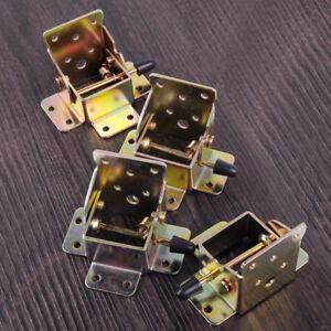4-Stuck-Eisen-Klappbarer-Tisch-Klammern-faltende-Tabellen-Bein-Scharniere