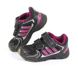 23 Gr Uk Turnschuhe 6k Mädchen Textil Kinder Details Zu Schwarz Adifit Leder Schuhe Adidas QthdrCs