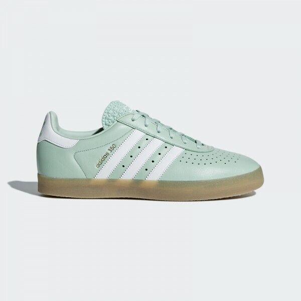 Adidas Originals Femme Fille 350 Baskets Ash vert CQ2346 UK 5, 7