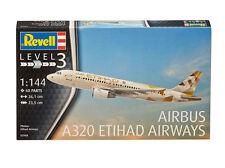 New Revell 03968 1:144 Airbus A320 ETIHAD Airways Model Kit