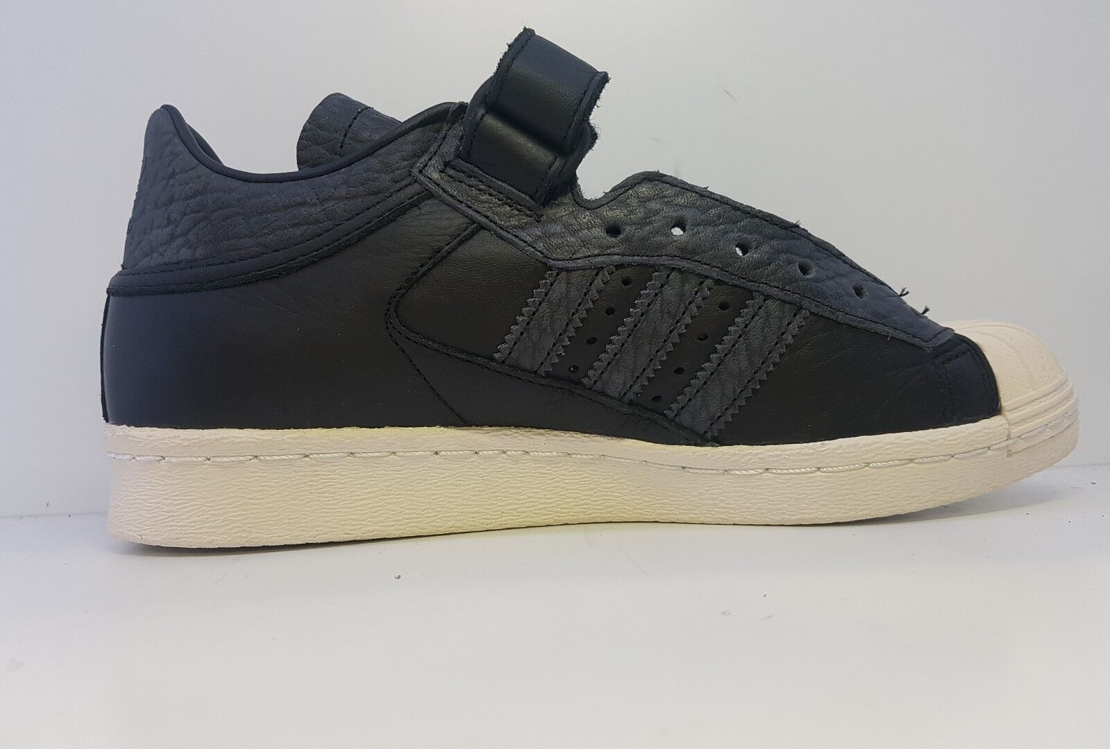 Adidas Originals Pro Shell 80's Trainers Black size