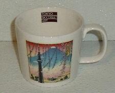 "Tokyo Skytree Art Mug Cup Sky Tree Shop Exclusive 3"""