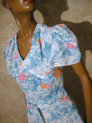 chic années robe des Abito Vestido Seventies36 70 des Vtg robe Robe 1970 années vintage des 70 années E29WDYHI