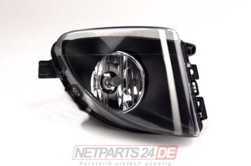 Nebelscheinwerfer Nebellampe Nebellicht H8 rechts BMW 5 F10//F11 03//10-06//13 Neu