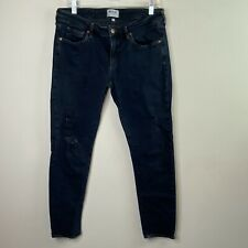 The Gap Size 4 Boot Cut Jean Regular Dark Blue Wash Denim NWOT