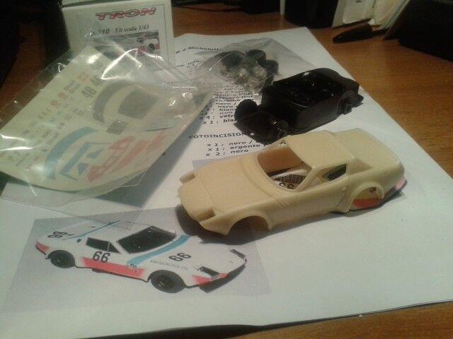 Kit Ferrari 365 GTB 4 Daytona 1978 - Tron Models kit 1 43