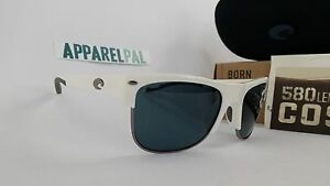 8b99358090 Image is loading New-Costa-Del-Mar-Pawleys-Polarized-Sunglasses-580P-