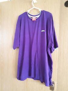mens-purple-slazenger-t-shirt