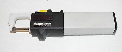 Moore & Wright Micro 2000 Digitale Mikrometer