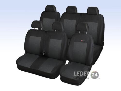 Renault Trafic III BUS ab 2014 9-Sitze Transporter Maß Sitzbezüge