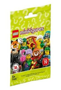 Lego-Series-19-Minifigure-Series-71025-Choose-Your-Figure-NEW