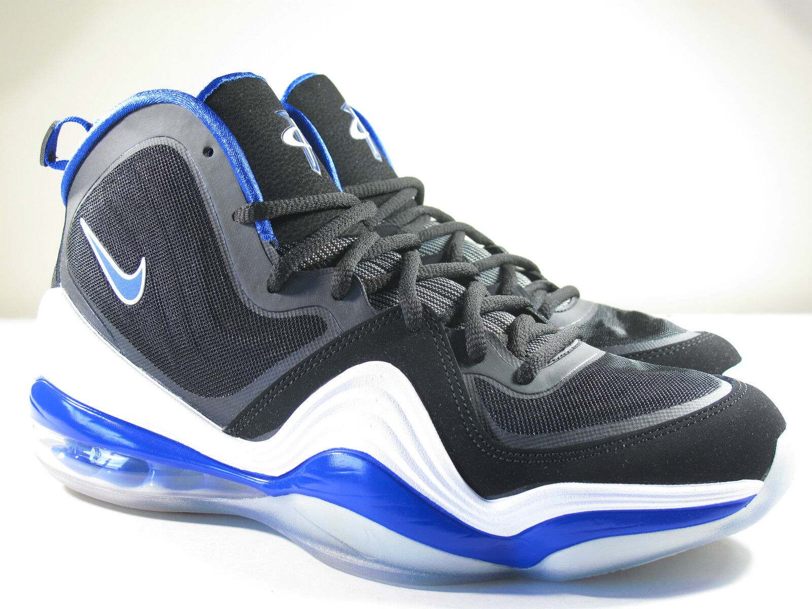 DS NIKE 2012 AIR PENNY V GAME ROYAL 8.5 MAX 180 FORCE ZOOM 95 KIDD RETRO OLYMPIC