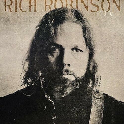 Rich Robinson - Flux [New Vinyl] Gatefold LP Jacket