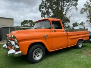 1958 GMC V8 Auto Fleetside Pickup