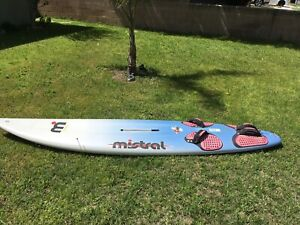 Details about MISTRAL SCREAMER II CARBON WINDSURF BOARD 9'3