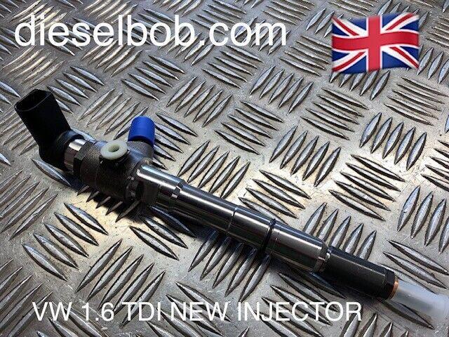 VW Caddy 1.6 reacondicionada Inyector A2C9626040080 A2C59513554 03L130277B