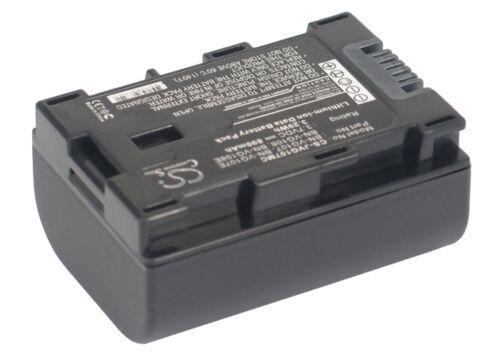 GZ-MS240 gz-hm334 GZ-MS230BU BATTERIA PREMIUM per JVC gz-ms230ruc GZ-HM330BEU