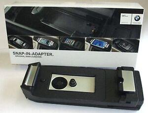 original bmw snap in adapter connect iphone 6 und 6s 84212407464 ebay. Black Bedroom Furniture Sets. Home Design Ideas